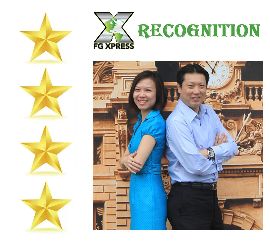 4 Star Singapore FGXpress Leaders