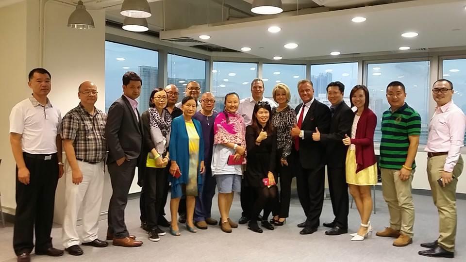 FGXpress Key Leaders from China, Hong Kong and Taiwan