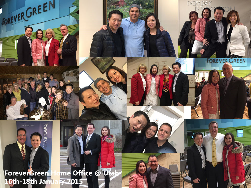 Forevergreen, FGXpress, Singapore Leaders