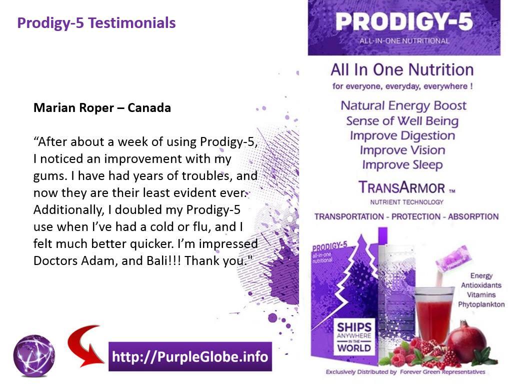 FGXpress Prodigy5 Testimonials