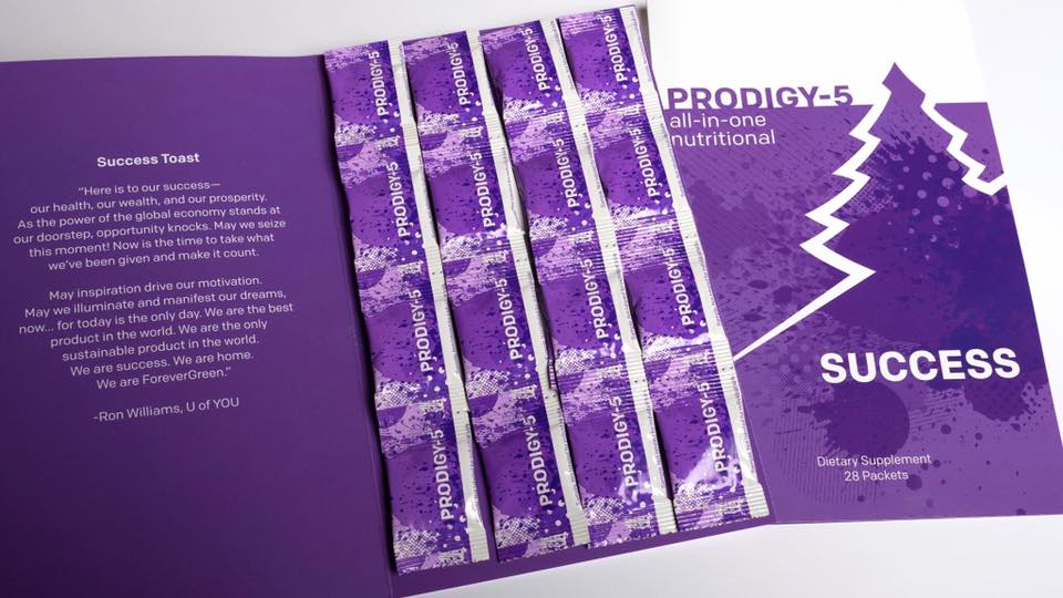 FGXpress Prodigy5 Packs