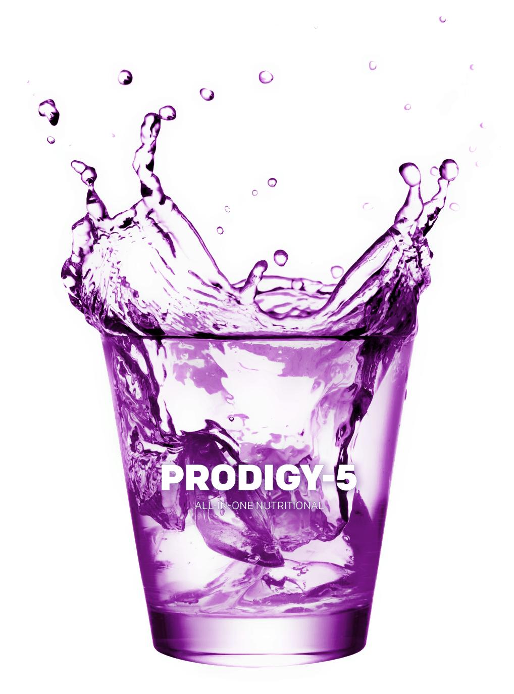 Prodigy5 Glass